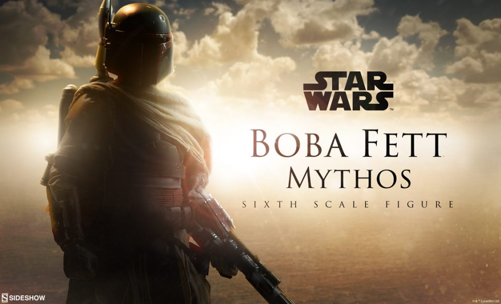 Boba Fett – Mythos Sixth Scale Figure
