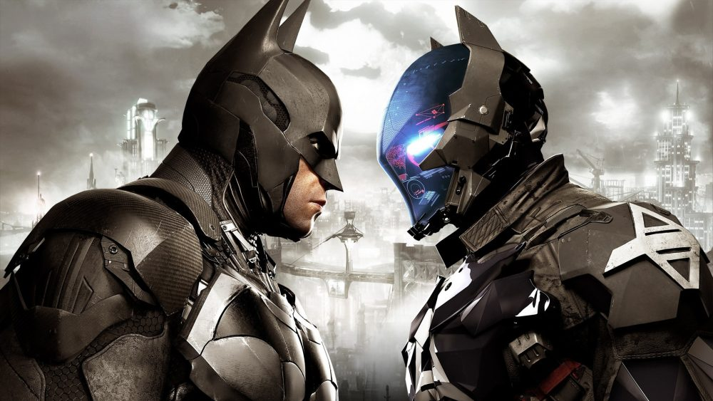 Batma vs Arkham Knight