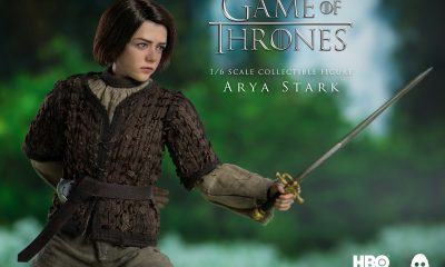 Game of Thrones, 1/6 Ölçek Arya Stark