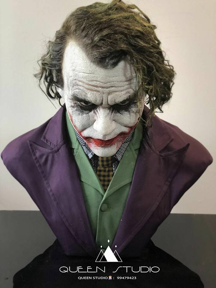 Queen Studio'dan yeni bust: The Joker!