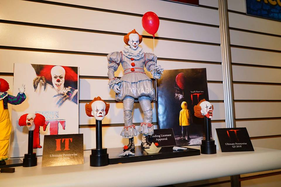 Neca -IT 2017 Pennywise