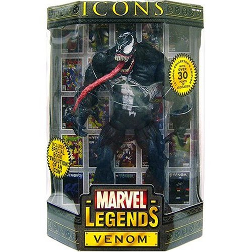 "MARVEL LEGENDS ICONS VENOM COLLECTOR'S EDITION 12"" Aksiyon Figür"