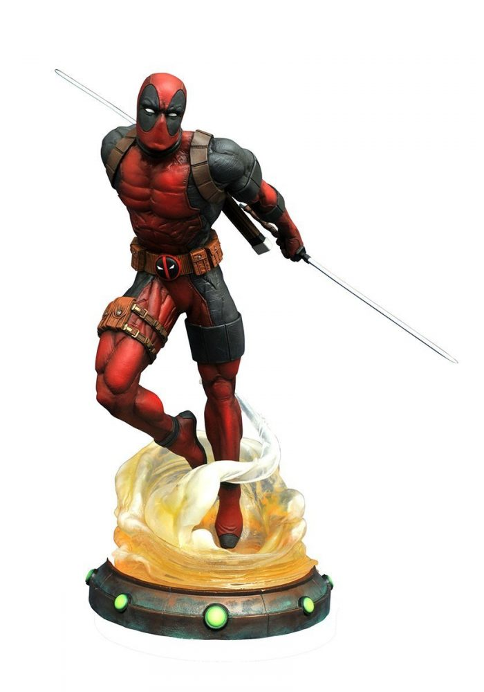 Diamond Select Toys Marvel Gallery: Deadpool PVC Figure