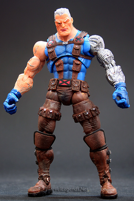 Marvel Legends Series 6 Cable