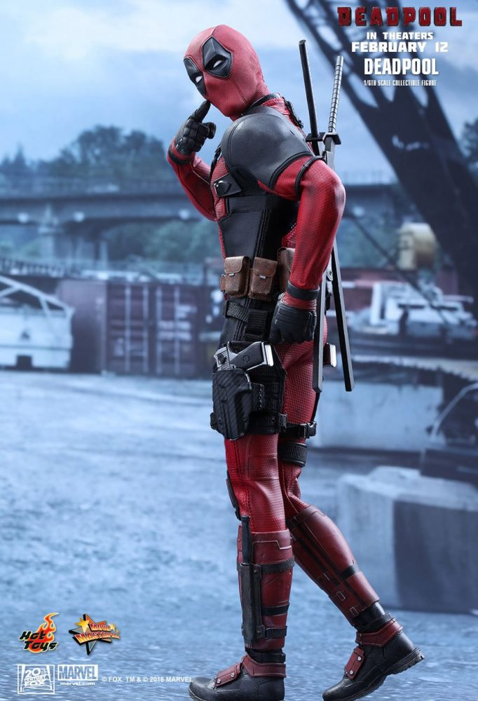 Hot Toys: Deadpool