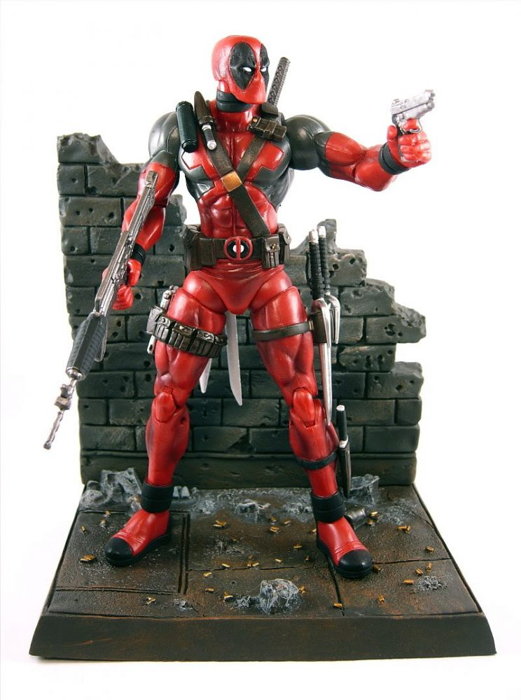 Diamond Select Toys, Marvel Select: Deadpool