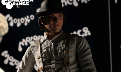 Mezco: One12 A Clockwork Orange Alex Bu Sefer Daha Büyük