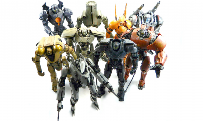 Bandai ve Diamond Select Toys: Pacific Rim Uprising, yeni Jeager'lar!