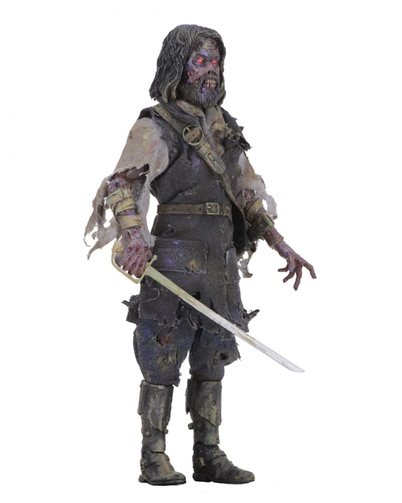 """Neca The Fog – 8"""" Clothed Action Figure – Captain Blake"""