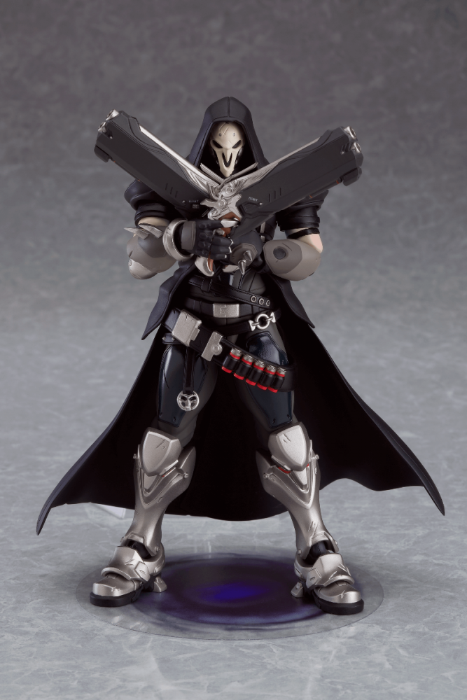 Good Smile Company: Figma - Overwatch - Reaper!