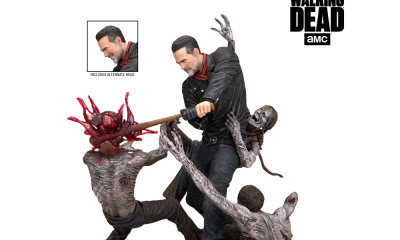 McFarlane Toys: The Walking Dead'in Negan Heykeli Yolda!