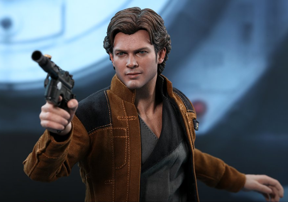 Hot Toys'dan SOLO filminden Han Solo(Deluxe Version) figürü geliyor!