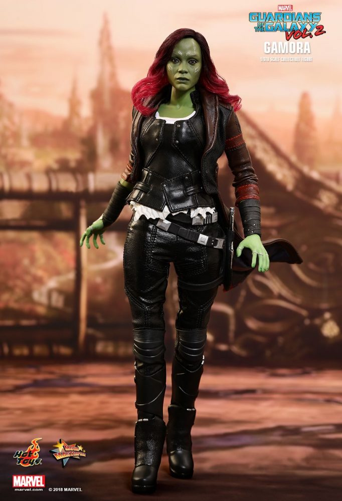 Hot Toys: Guardians Of The Galaxy Vol.2, Thanos'un Kızı Gamora Geri Dönüyor!