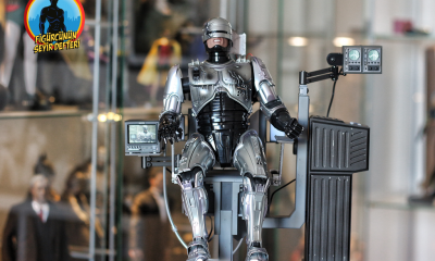 FSD | Hot Toys - Robocop With Mechanical Chair Figür İncelemesi