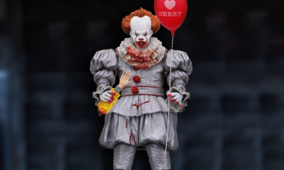 Gamestop Exclusive 2017 IT Movie Pennywise Figurü Geliyor!