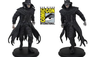 Icon Heroes SDCC 2018 Exclusive Batman Who Laughs Statue!