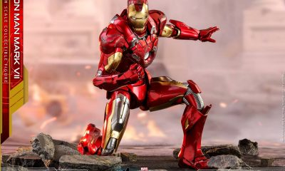 Hot Toys: The Avengers Iron Man MARK VII Figürünü Duyurdu!