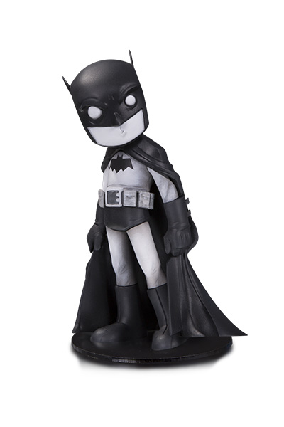 DC Collectibles Artists Alley Chris Uminga B&W Batman, Superman & Wonder Woman