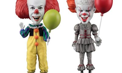 NECA: IT Pennywise Head Knocker Bobbleheads Satışta!