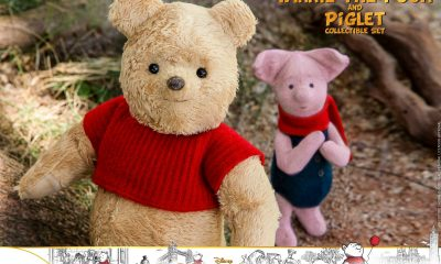 Hot Toys: Christopher Robin - Winnie the Pooh and Piglet Collectible Setini Duyurdu!