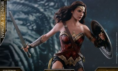 Hot Toys: 1/6 Justice League Wonder Woman Figürünü Duyurdu!