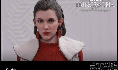 Hot Toys: SW Empire Strikes Back Princess Leia Figürünü Duyurdu!