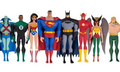 DC Collectibles: Justice League Animated Series Figürleri Ön Siparişte!