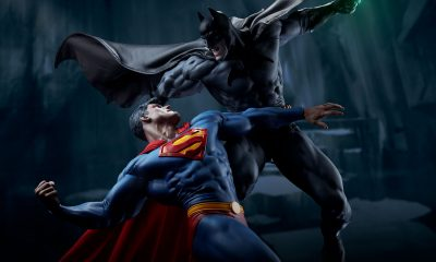 Sideshow Collectibles: Batman vs Superman Heykel-Diorama Setini Duyurdu!