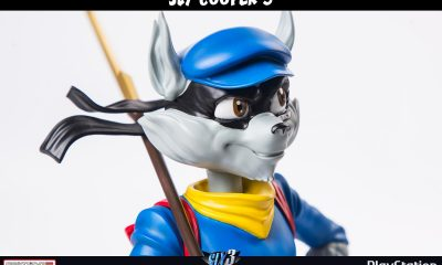 Gaming Heads: Sly Cooper 3 Among Thieves - Sly Cooper Heykeli!