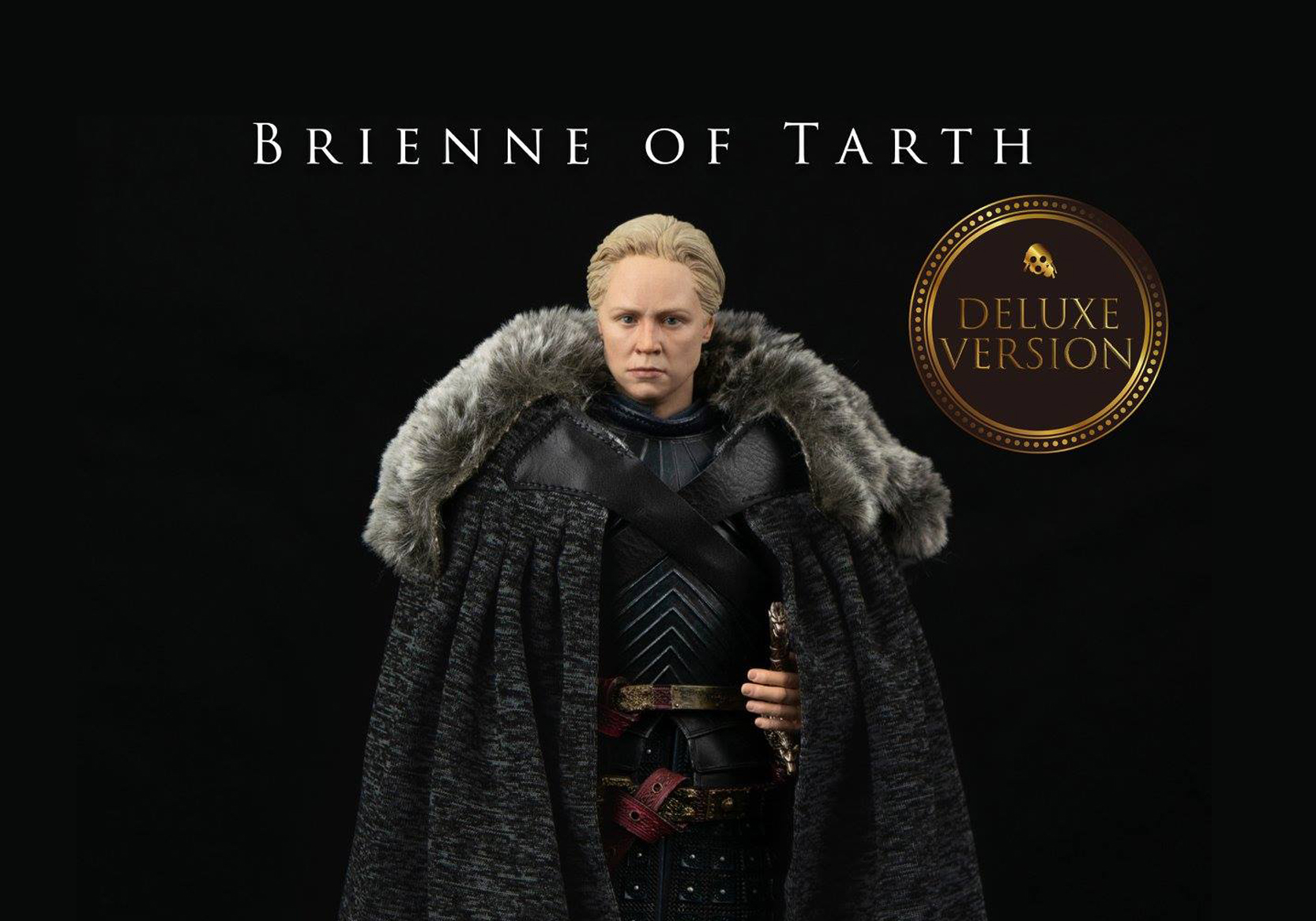 ThreeZero: Game of Thrones Brienne of Tarth 1/6 Ölçek – Deluxe Versiyon