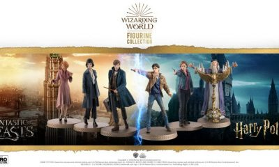 Eaglemoss Hero Colletor: Wizarding World Figurine Collection