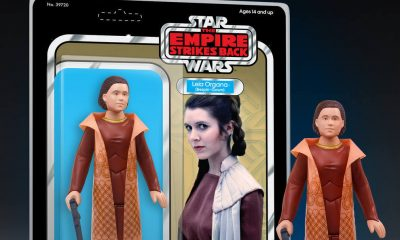 Gentle Giant: The Empire Strikes Back Bespin Leia Jumbo Figürünü Duyurdu!