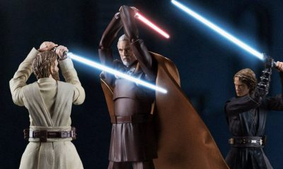 S.H. Figuarts: Star Wars Revenge of the Sith Count Dooku Figürü!