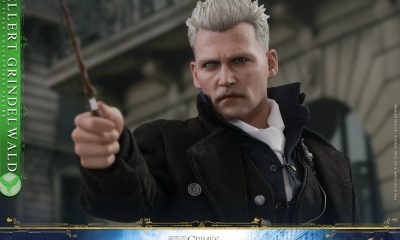 Hot Toys Fantastic Beasts 16 The Crimes of Grindelwald Gellert Figürünü Duyurdu!