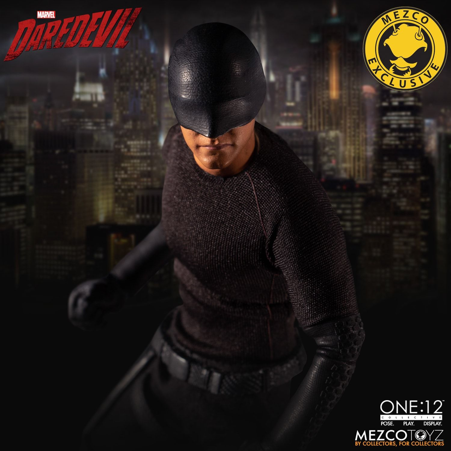 One:12 Collective: Netflix Marvel Daredevil – Vigilante Edition!