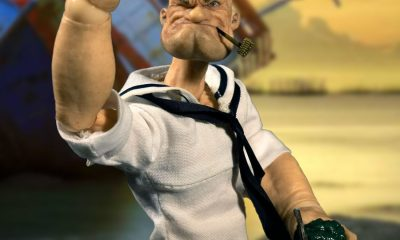 Mezco Toyz: One:12 Collective Popeye - Deluxe Sailor Edition Figürünü Duyurdu!