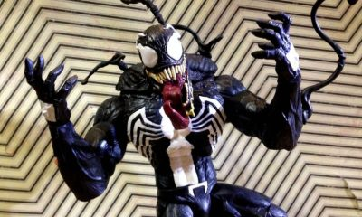 Diamond Select Toys: Exclusive Marvel Select Venom Figürü!