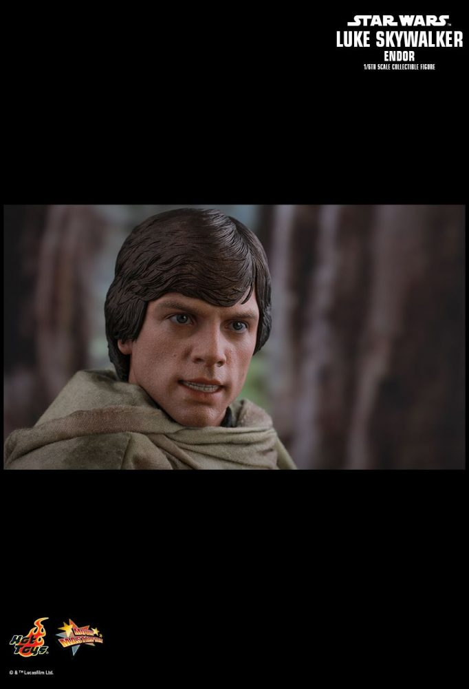 Hot Toys: Star Wars – Luke Skywalker (Endor) Figürünü Duyurdu!
