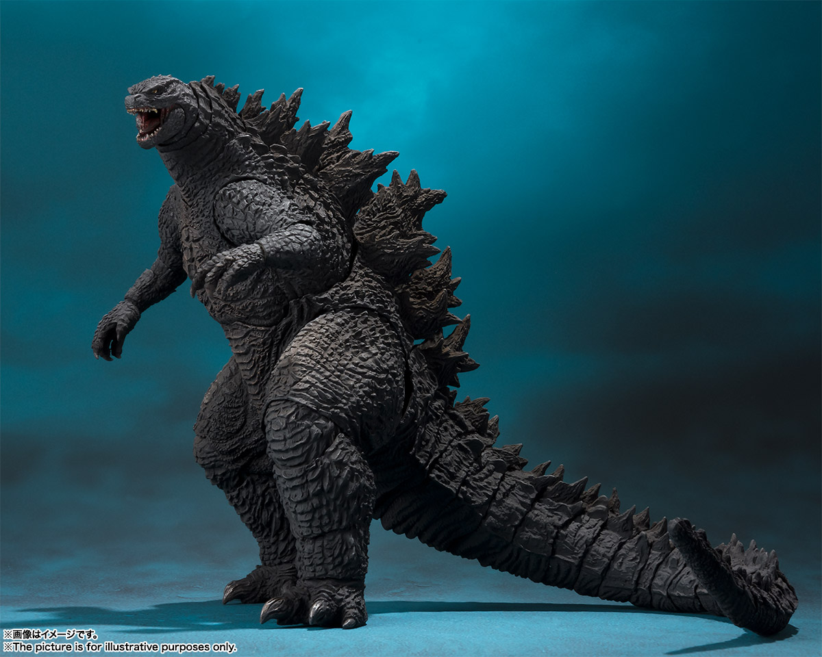 Tamashi Nations: Godzilla - King of Monsters Figürlerini Duyurdu!