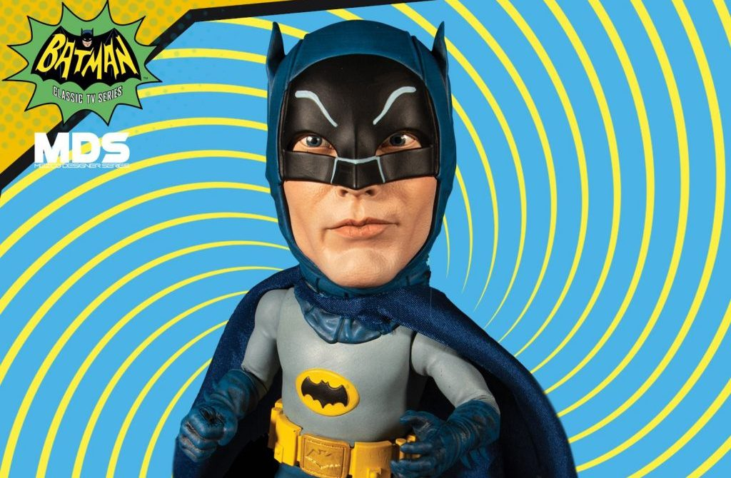 Toy Fair 2019: Mezco Designer Series Batman '66
