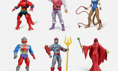 SUPER 7: Masters of the Universe Club Grayskull 4. Seri!