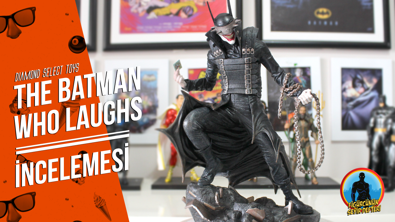 DST PVC Gallery - The Batman: Who Laughs PVC Heykel İncelemesi