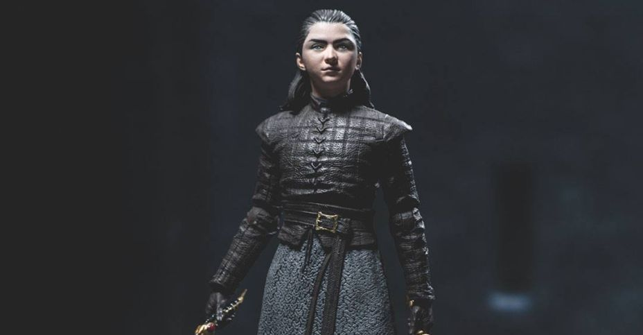 McFarlane Toys: Game of Thrones – Arya Stark Figürü!