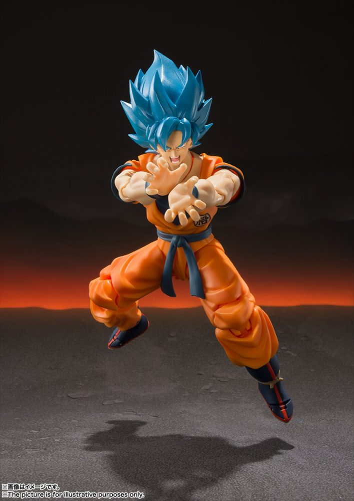 S.H. Figuarts: Dragon Ball Super: Broly Movie – Goku ön-siparişte!