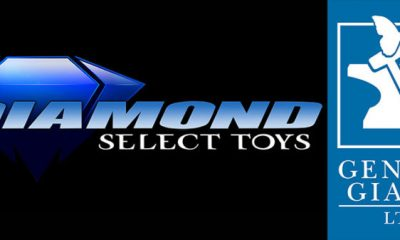 DIAMOND SELECT TOYS, GENTLE GIANT'I SATIN ALDI!