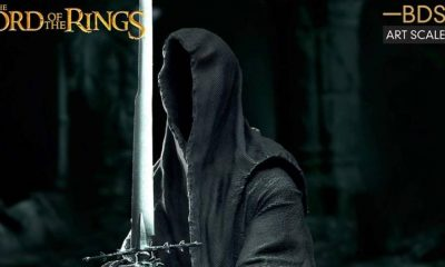 Iron Studios: Lord of the Rings - Nazgul Heykeli ön-siparişte!