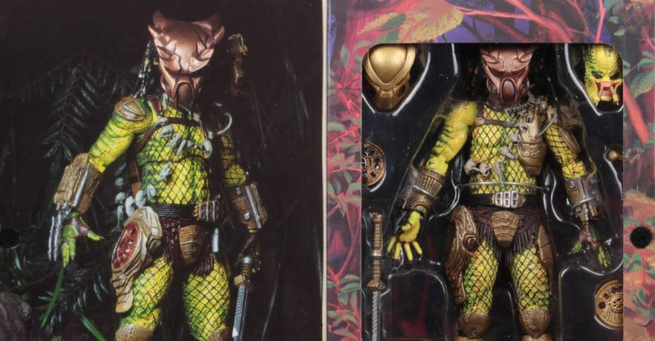 NECA: Elder Predator The Golden Angel Ultimate Figürü Satışta!