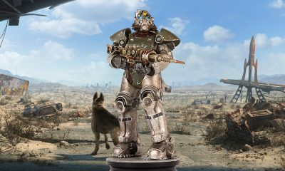 Chronicle Collectibles: Modern Icons #7: Fallout's T-51 POWER ARMOR