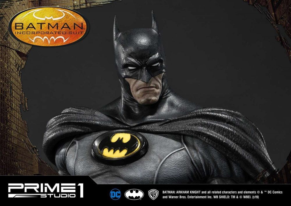 Prime 1 Studio: Batman Incorporated Suit Heykeli Ön Siparişte!