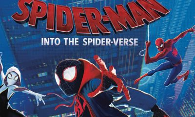 INTO THE SPIDER VERSE BLU RAY ÖN-SİPARİŞE AÇILDI!